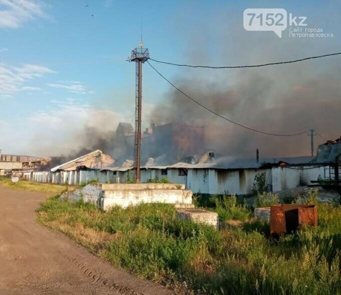 пожар в селе кондратовка