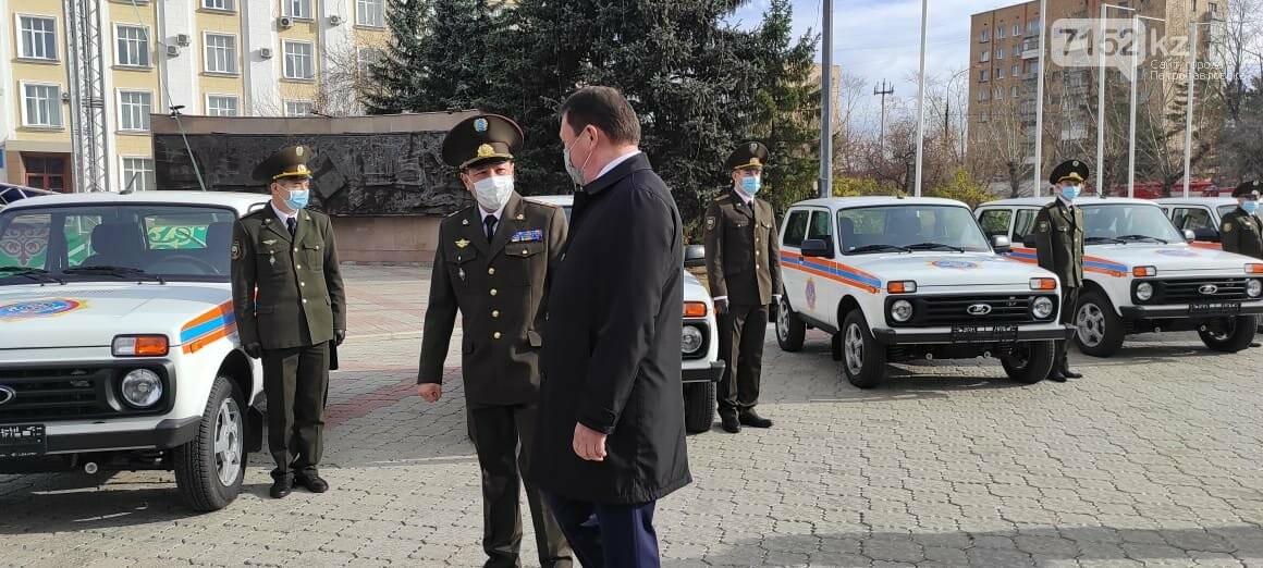 Автопарк ДЧС СКО пополнили 10 новых оперативных автомобилей, фото-2