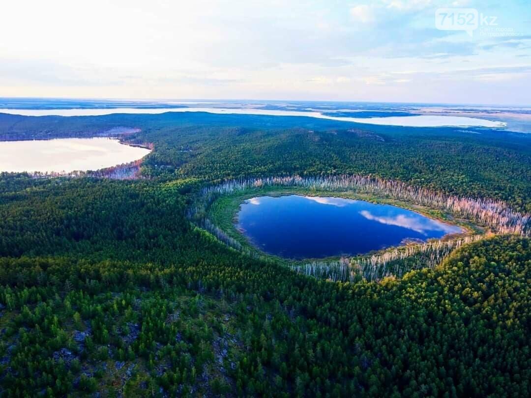 Рядом с селом Айыртау находится два живописных озера — Имантау и Шалкар