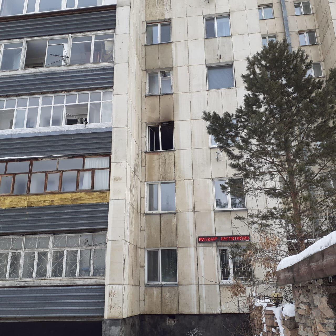Пенсионерка погибла при пожаре в Петропавловске, фото-3
