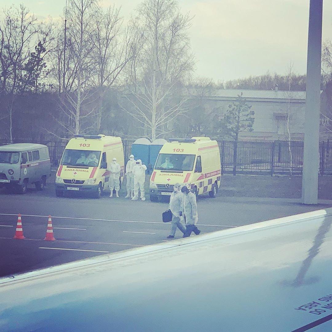 Пассажирка рейса Лондон-Петропавловск: Большинство прилетевших - болашаковцы, фото-1