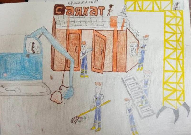 12 маленьких художников стали обладателями графических планшетов в СКО , фото-1, Жомарт Малика, 11 лет