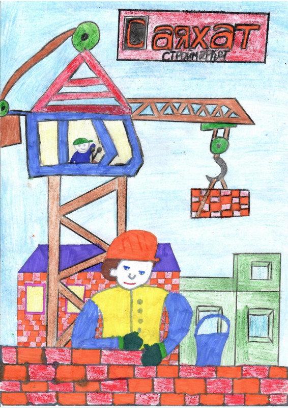 12 маленьких художников стали обладателями графических планшетов в СКО , фото-6, Жомарт Малика, 11 лет