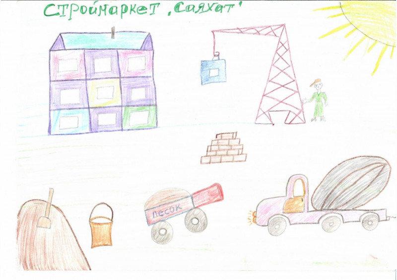 12 маленьких художников стали обладателями графических планшетов в СКО , фото-9, Жомарт Малика, 11 лет
