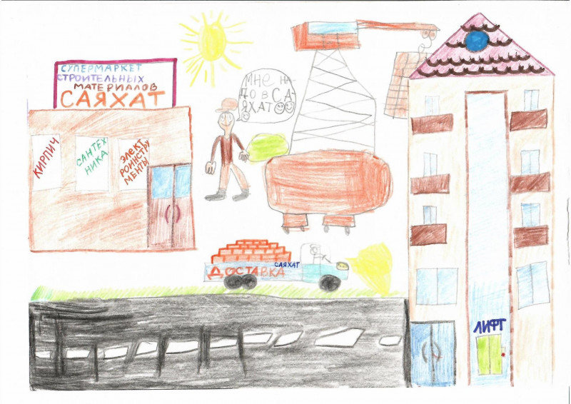 12 маленьких художников стали обладателями графических планшетов в СКО , фото-15, Жомарт Малика, 11 лет