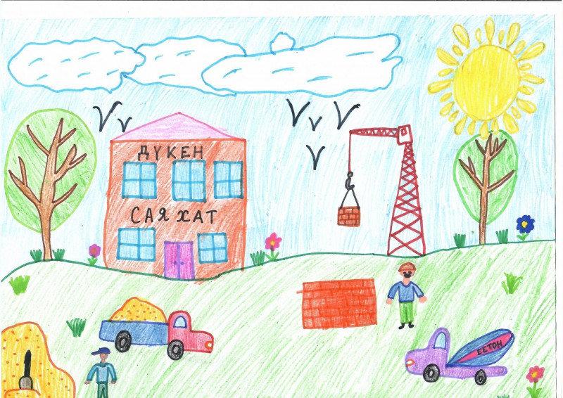 12 маленьких художников стали обладателями графических планшетов в СКО , фото-16, Жомарт Малика, 11 лет