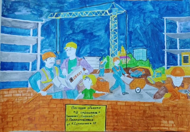 12 маленьких художников стали обладателями графических планшетов в СКО , фото-20, Жомарт Малика, 11 лет