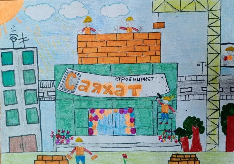 12 маленьких художников стали обладателями графических планшетов в СКО , фото-22, Жомарт Малика, 11 лет