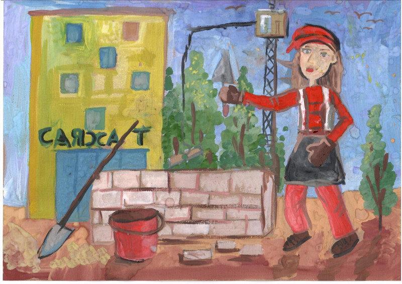 12 маленьких художников стали обладателями графических планшетов в СКО , фото-32, Жомарт Малика, 11 лет