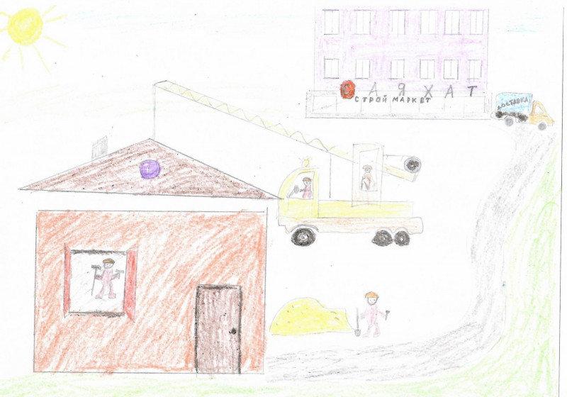 12 маленьких художников стали обладателями графических планшетов в СКО , фото-34, Жомарт Малика, 11 лет