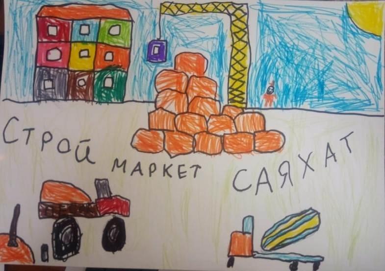12 маленьких художников стали обладателями графических планшетов в СКО , фото-37, Жомарт Малика, 11 лет