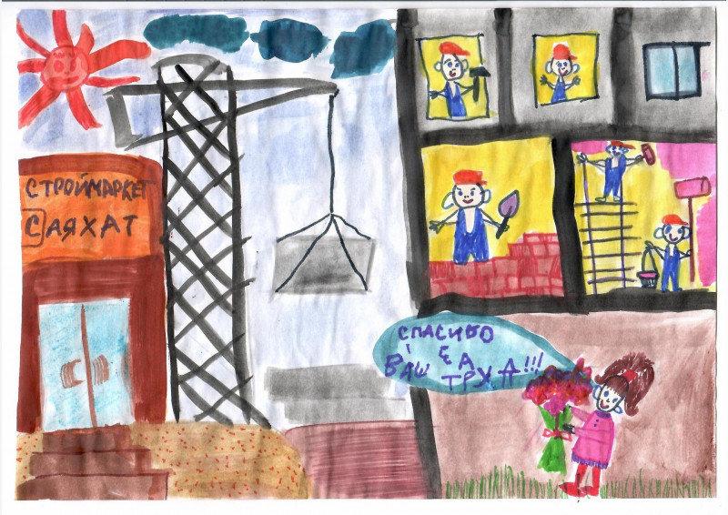 12 маленьких художников стали обладателями графических планшетов в СКО , фото-41, Жомарт Малика, 11 лет