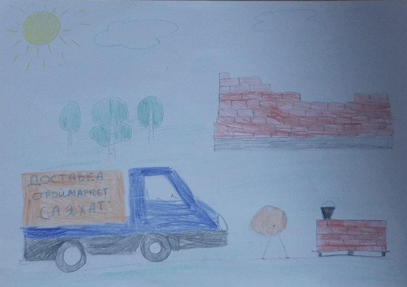 12 маленьких художников стали обладателями графических планшетов в СКО , фото-49, Жомарт Малика, 11 лет