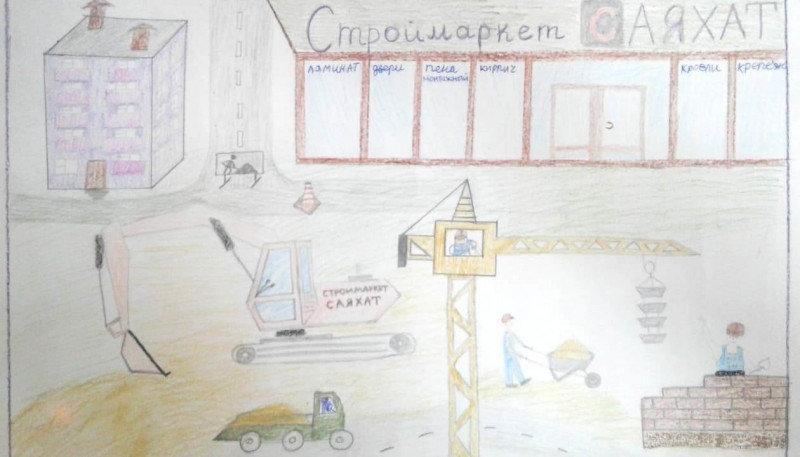 12 маленьких художников стали обладателями графических планшетов в СКО , фото-50, Жомарт Малика, 11 лет