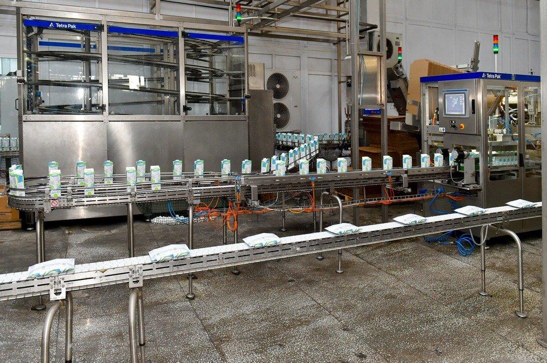 «Маслодел» запускает новую линию по упаковке ультра пастеризованного молока и сметаны, фото-5