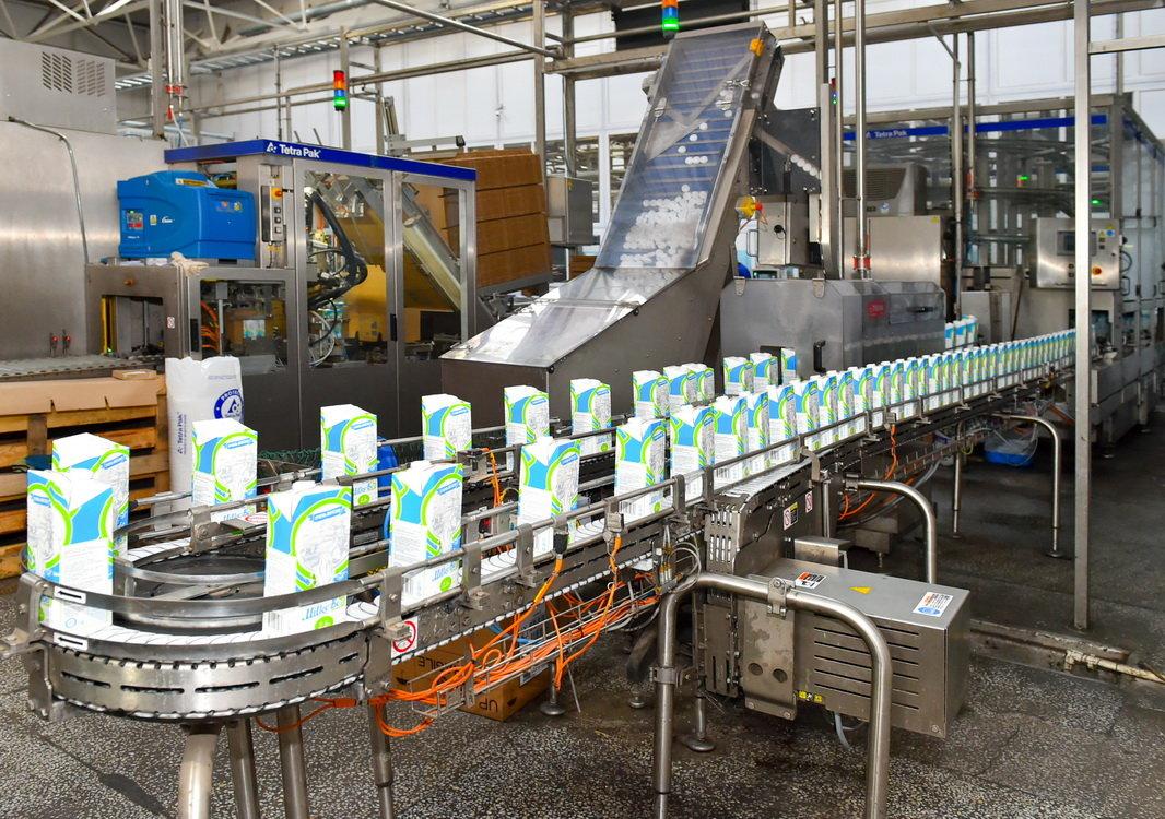 «Маслодел» запускает новую линию по упаковке ультра пастеризованного молока и сметаны, фото-7