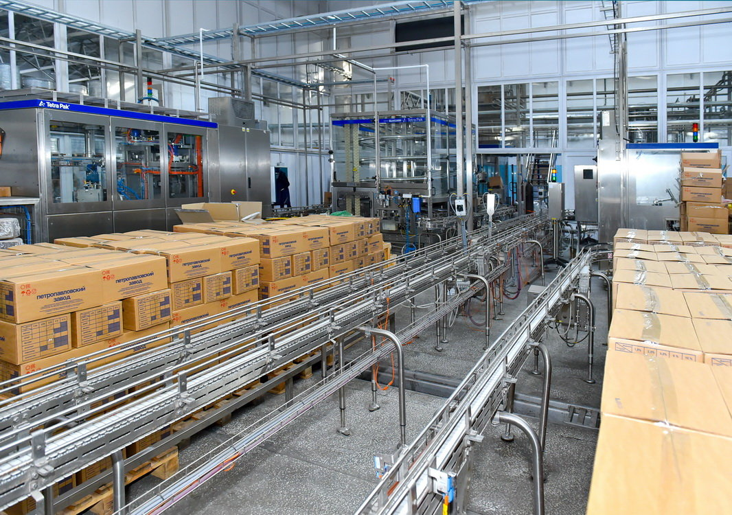 «Маслодел» запускает новую линию по упаковке ультра пастеризованного молока и сметаны, фото-9