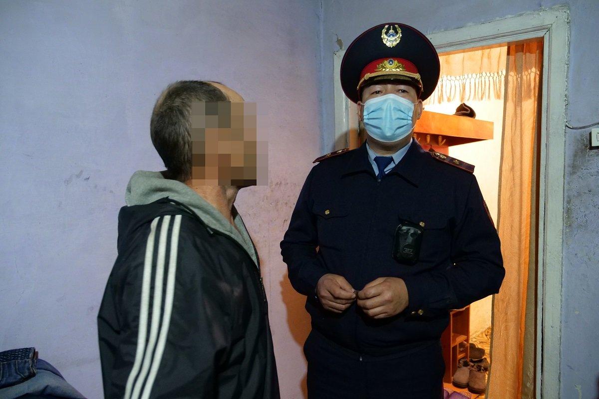 За полтора месяца участковые выявили 200 фактов бытового насилия в СКО, фото-1