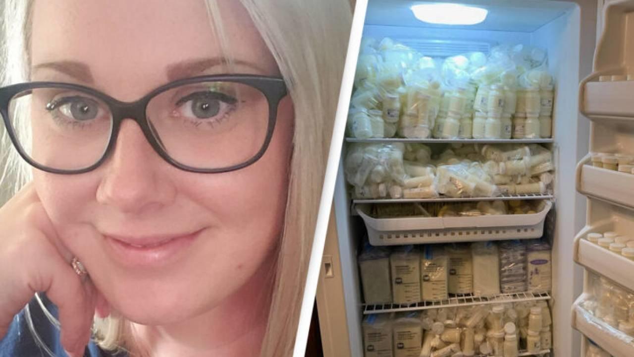 Женщина продала свое грудное молоко на 8,5 млн тенге, фото-1, Unilad