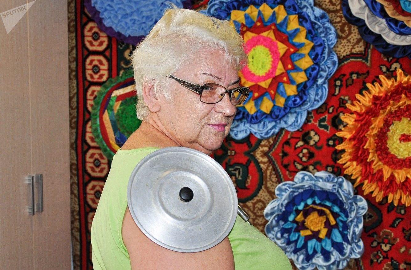 Женщина-магнит живет в Петропавловске , фото-2