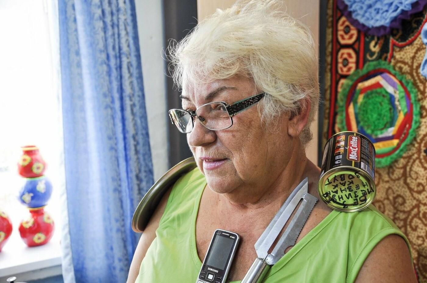 Женщина-магнит живет в Петропавловске , фото-3