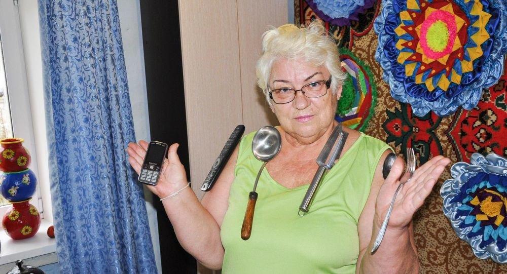 Женщина-магнит живет в Петропавловске , фото-1