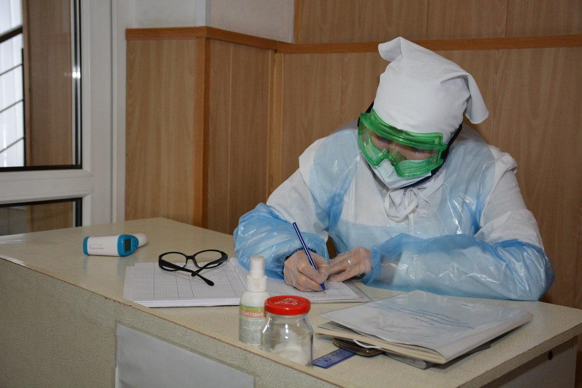 Глава полиции СКО проинспектировал медотдел ведомственной службы, фото-1, ДП СКО
