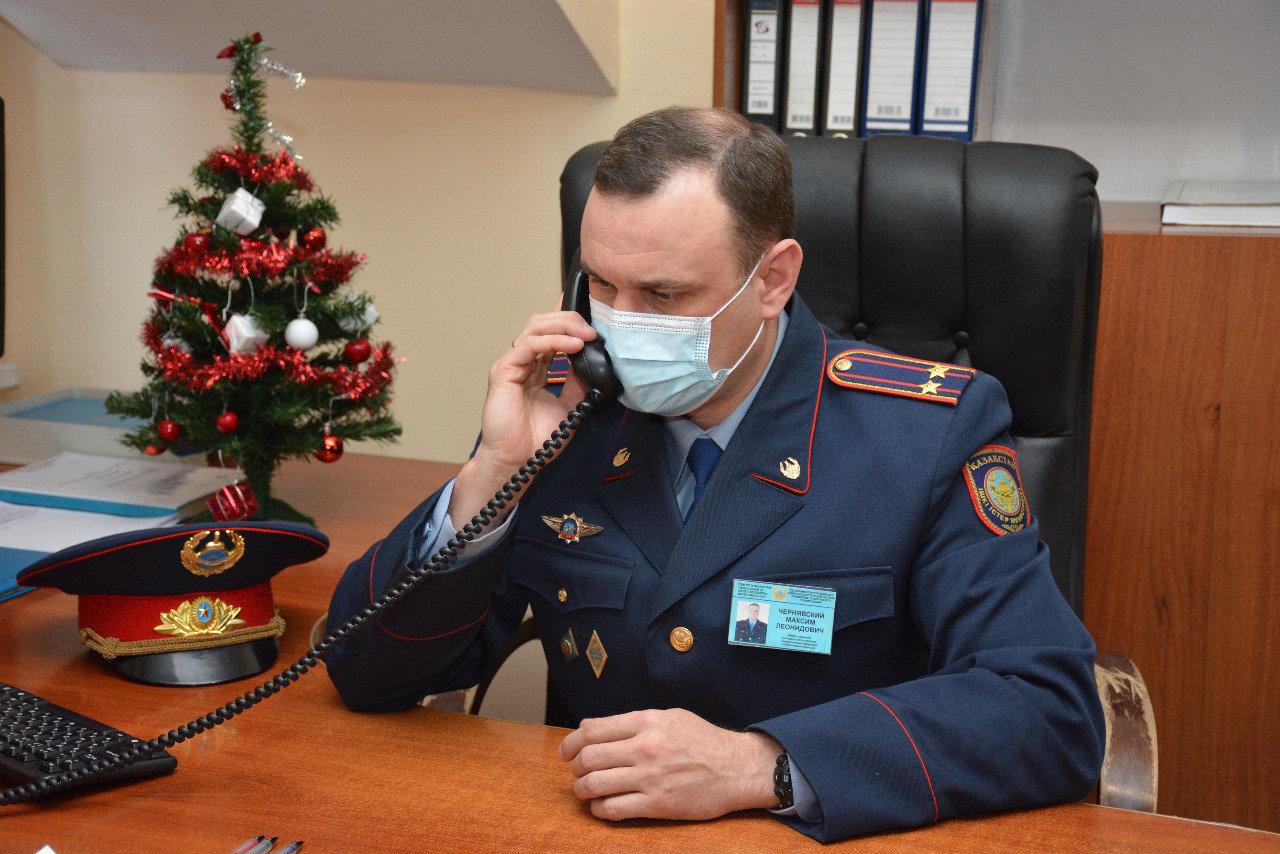 144 полицейских в СКО встретят Новый год на суточном дежурстве, фото-3, ДП СКО